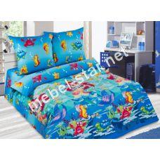 Детское постельное Морская сказка поплин