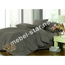 Комплект постельного белья сатин DARK GREY 240
