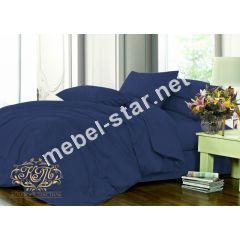 Комплект постельного белья сатин CLASSIC BLUE 4052