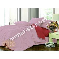 Комплект постельного белья сатин Микс 005+23