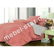 Комплект постельного белья Микс 132-251  сатин