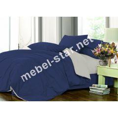 Комплект постельного белья Микс 4052+251 сатин