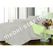 Комплект постельного белья Микс 251-17 сатин