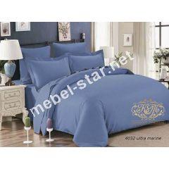 Комплект постельного белья сатин ULTRA MARINE 4032
