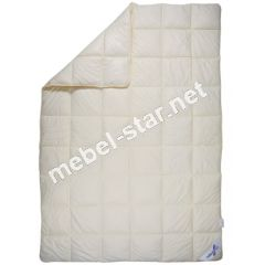 Одеяло облегченное Идеал шерсть