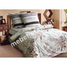 Комплект постельного белья Моккочино двуспальный бязь