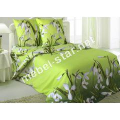 Комплект постельного белья Подснежники бязь