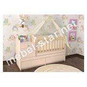 Детская кровать трансформер Дадон 5в1