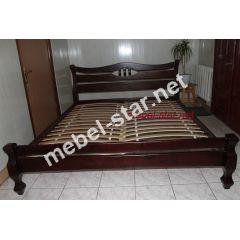 Односпальная, двуспальная кровать Тифани