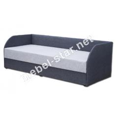 Односпальная кровать с подъемным механизмом и матрасом Болеро Нова
