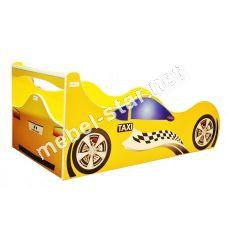 Детская кровать Форсаж- Такси