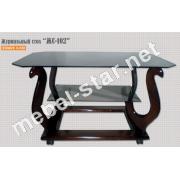 Журнальный стол из дерева ЖС102